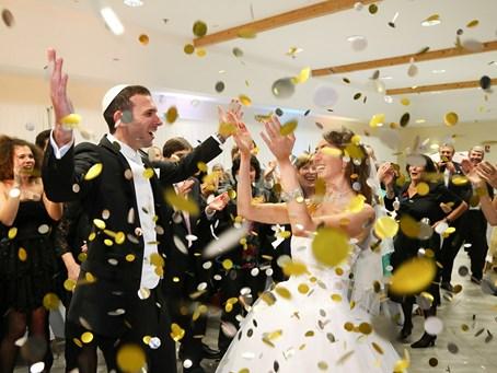 location de salle dans un mariage juif - Traiteur Cacher Mariage